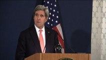 """Kerry: """"Da Italia importanti progressi su crescita e lavoro"""""""
