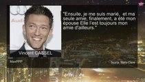 Vincent Cassel: confessions intimes de l'acteur