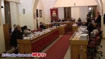 Consiglio comunale 10 febbraio 2014 punto 12 schema di transazione contenzioso hotel Cristallo intervento Andrenacci