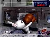 les lapins ne savent pas cuire le poulet