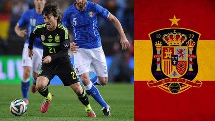 【D.Silva】vs Italy 20140305【LaRoha】