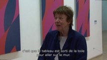 Bridget Riley - Red with Red Triptych | Paroles d'artistes (EN/FR)