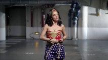 Jusqu'au 23 avril #EnCoulissesAvecFlorence ! - Florence Foresti devient WonderWoman ! – sketch inédit