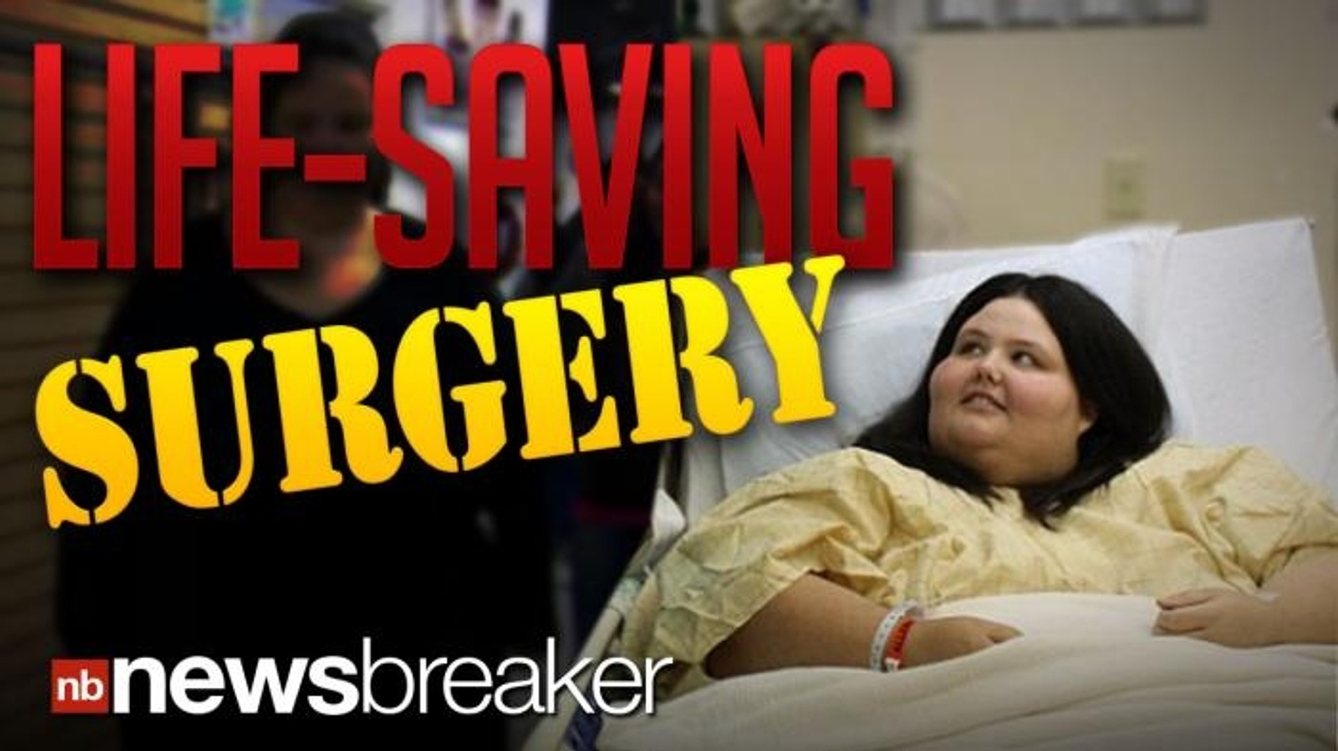 LIFE SAVING SURGERY: Obese Woman Given Five Years to Live Turns Life Around with Gastric Bypass Proc