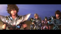 Saint Seiya : Legend of Sanctuary - Trailer #2 - Les Chevaliers du Zodiaque [VO|HD1080p]