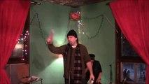 SoloVox poésie musique slam - 52 - SoloVox version Cabaret enregistrée le mercredi 26 février 2014 au Bar l'Escalier, partie 1