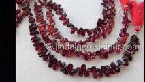 Red Garnet Beads Wholesale Manufacturer Exporter
