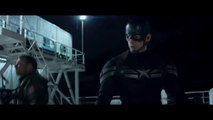 Captain America The Winter Soldier - Chris Evans and  Scarlett Johansson