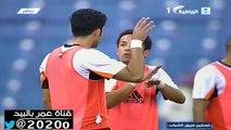 تشكيله (  الفريق النصراوي )  ضد الفريق الشبابي  : كأس الملك