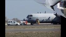 """Hercules C-130H-30 """"Joop Mulder"""" à Perpignan"""