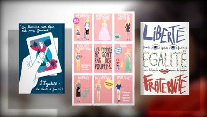 EgalitéE 2014 - Florilège d'affiches
