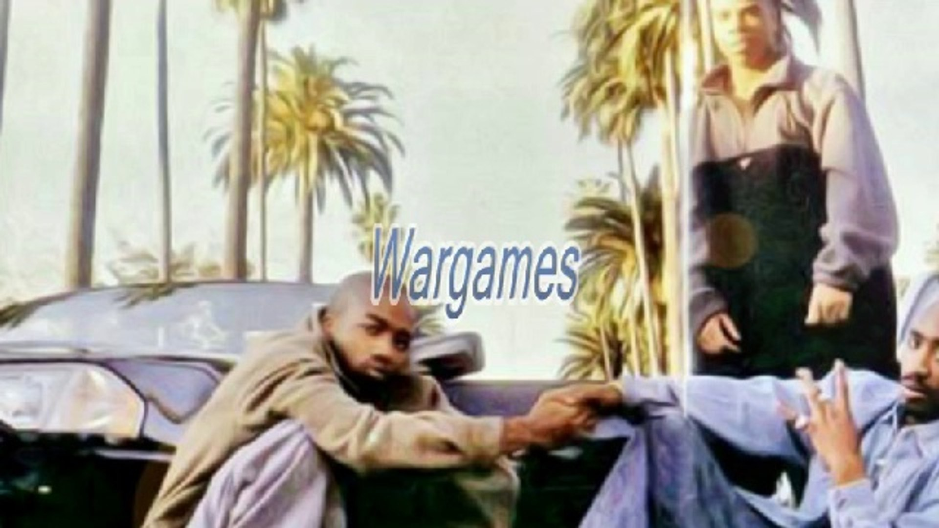 2pac & Outlawz Wargames unreleased version