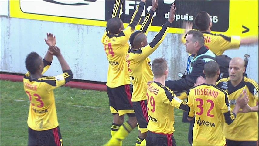 FC Metz - RC Lens (0-1) - 08/03/14 - (FCM-RCL) -Résumé