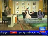 Hasb e Haal - 8th March 2014 - Chaudhry Shujat