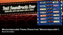 "Movie Orchestra - Mission Impossible Theme - Theme from ""Mission Impossible"""