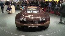 Bugatti Grand Sport Vitesse Rembrandt at Geneva Auto Show 2014