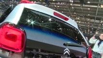 Citroen C1 at Geneva Auto Show 2014