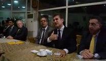 Mustafa Sarıgül Kadri Tarikatı şeyhi Abdul Hafız Aydın ve Kadri Tarikatının kanaat önderleri ile toplantıda - 4