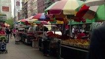 Ports d'attache NEW YORK