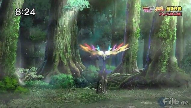 Pokémon le film 17 : Trailer #3