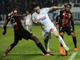 Olympique de Marseille - OGC Nice (0-1) - 07/03/14 - (OM-OGCN) -Résumé