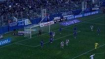 But Zlatan IBRAHIMOVIC (6ème) - SC Bastia - Paris Saint-Germain - (0-3) - 08/03/14 - (SCB-PSG)