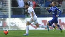 But Ezequiel LAVEZZI (88ème) - SC Bastia - Paris Saint-Germain - (0-3) - 08/03/14 - (SCB-PSG)