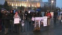 """Romania normala la cap! Protest impotriva criminalilor si  a afacerii """"maidanezul"""", 8 martie, Piata Victoriei, Bucuresti"""
