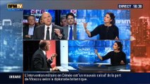 BFM Politique: L'interview de Pierre Moscovici par Apolline de Malherbe - 09/03 1/6