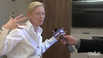 SXSW 2014: Only Lovers Left Alive - Tilda Swinton Interview