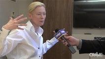 SXSW 2014: Only Lovers Left Alive - Tilda Swinton Interview