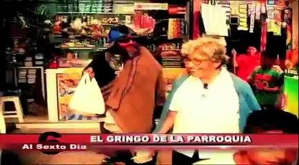 El gringo de la parroquia: el querido y misterioso 'Felipe' del Callao (1/2)