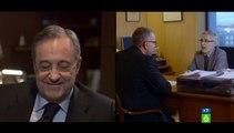 Entrevista a Florentino Pérez en Salvados por Jordi Évole: El Otro Florentino