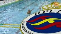 Waterpolo Copa del rey 2014 - great gol in Man-Up by Barceloneta