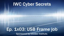 Cyber Secrets 1x03: Anti Forensics with the USB Rubber Ducky