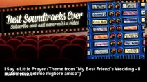 Movie Orchestra - I Say a Little Prayer