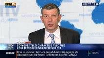 L'Édito éco de Nicolas Doze: Bouygues Telecom pactise avec Free pour racheter SFR - 10/03