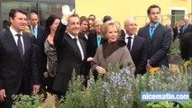 Nicolas Sarkozy à Nice, comme si de rien n'était