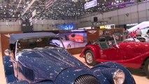 Morgan Motor - Morgan plus 4 at Geneva Auto Show 2014