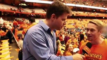 Make the Crowd Go Wild: Living the Orange Life