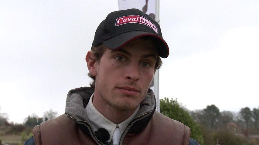 Interview de Maxime LIVIO à Tartas- Ecurie Greenpex-Cavalassur