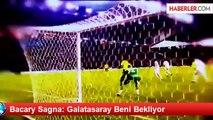 Bacary Sagna: Galatasaray Beni Bekliyor