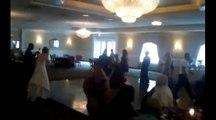 Drunk Guy VS Wedding Bouquet Toss - Drunk Guys