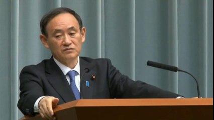 【動画】菅官房長官「政府として河野談話を継承します」はぁ〜ん?