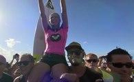 Stephanie Gilmore Wins the 2014 Roxy Pro Gold Coast ! - Surf