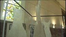 Exposition Chris Bazireau - sculpteur-artiste plasticienne - octobre 2013