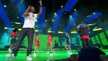 "Snoop Dogg & Pharrell Williams ""Beautiful"" Live @ NBA ""All-Star"" Sunday Night, Convention Center, New Orleans, LA, 02-16-2014"