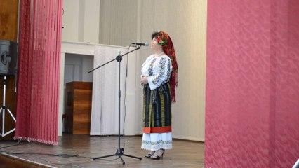 8 martie 2014, Iaşi – Elena Repeziş