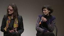 « Odile Duboc » : Rencontre avec Françoise Michel et Anne-Karine Lescop / Un Nouveau festival 2014 - Vidéodanse