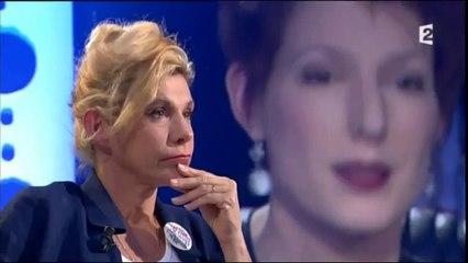 Frigide Barjot dans «On n'est pas couché» - 8 mars 2014